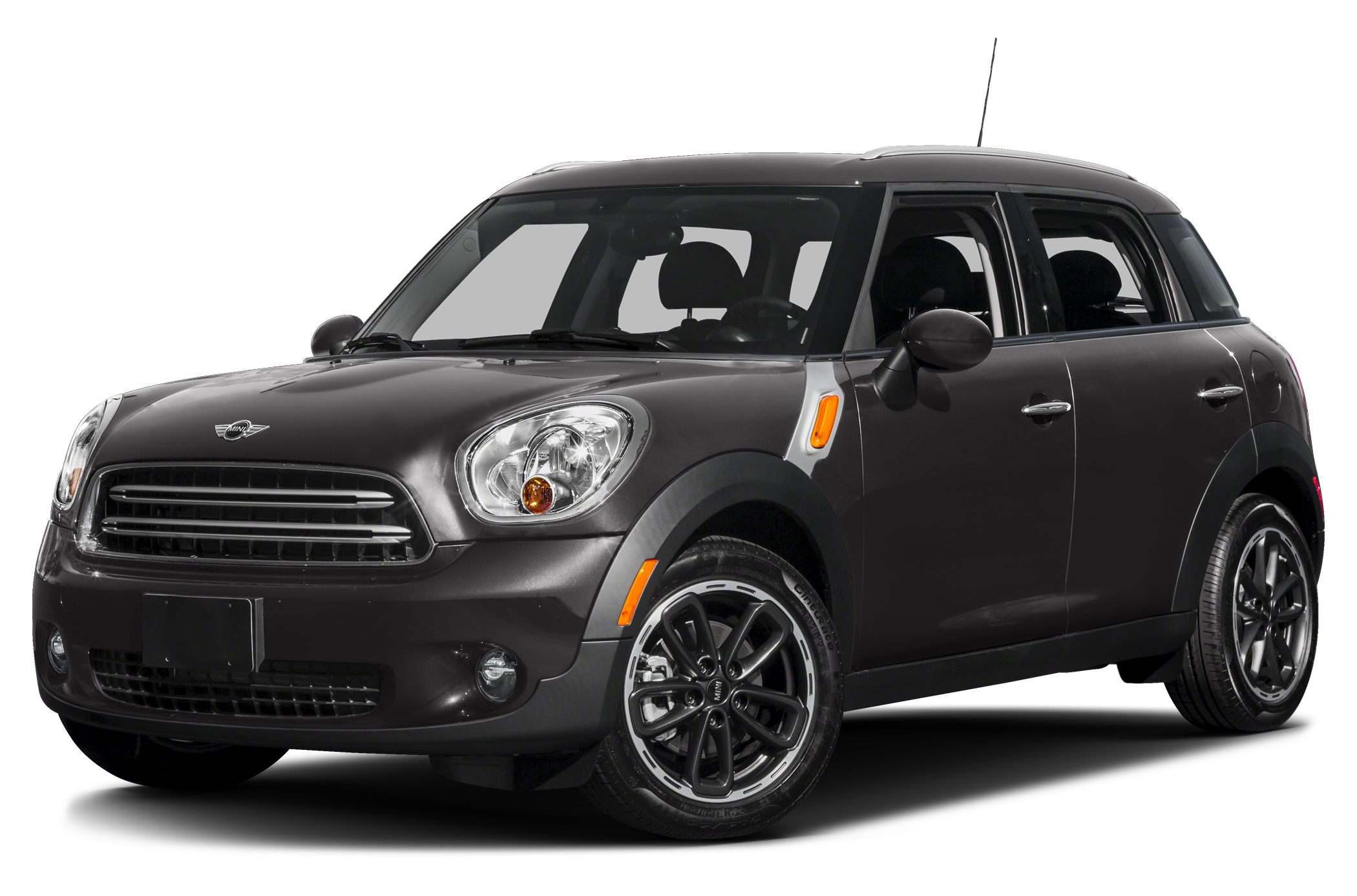 2015 MINI Cooper S Countryman Wow What a nice smaller SUV This great-looking and fun 2015 MINI C