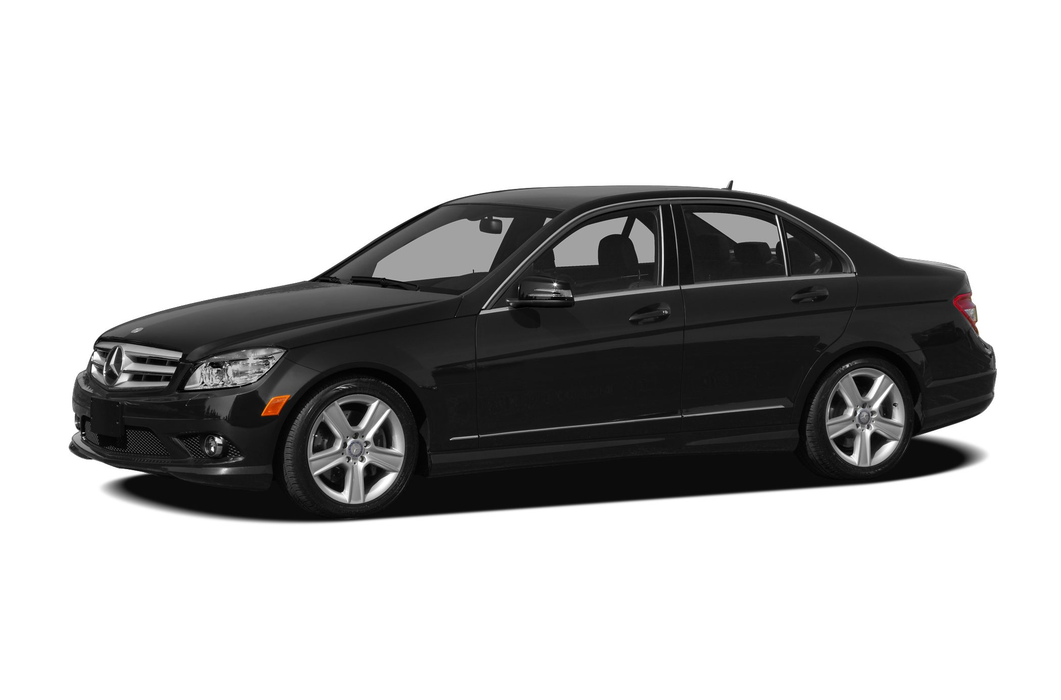 2010 MERCEDES C-Class  LEATHER AND LOADED  5 DAY 300 MILE EXCHANGERETURN POLICY  VALUE PRIC