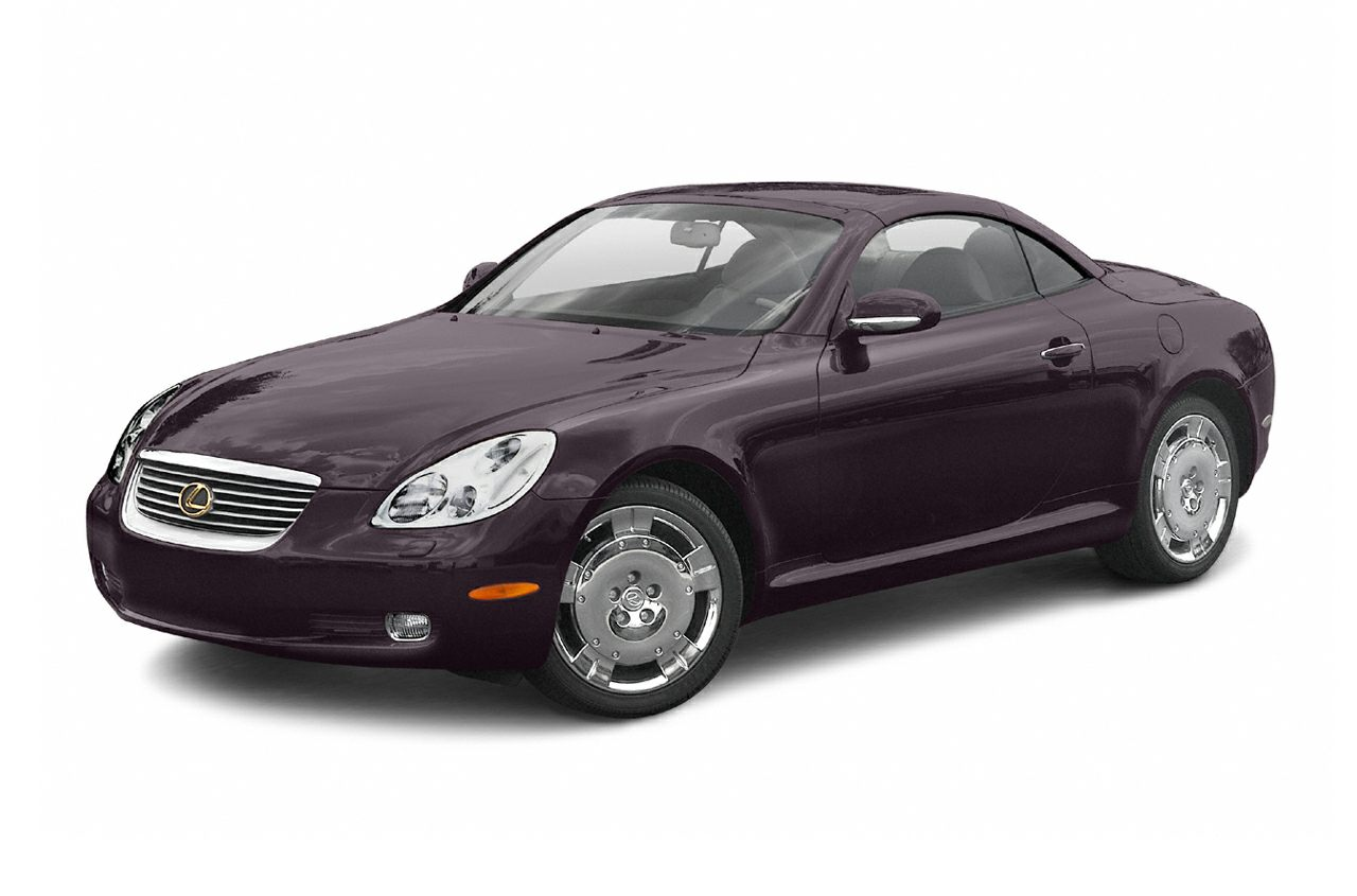 2005 Lexus SC 430 Base BLUE TAG SPECIAL 5 DAY 300 MILE EXCHANGERETURN POLICY  VALUE PRICED FOR