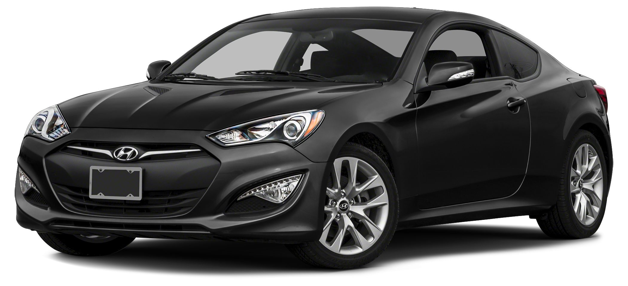 2016 Hyundai Genesis Coupe 38 R-Spec Safety comes first with anti-lock brakes traction control