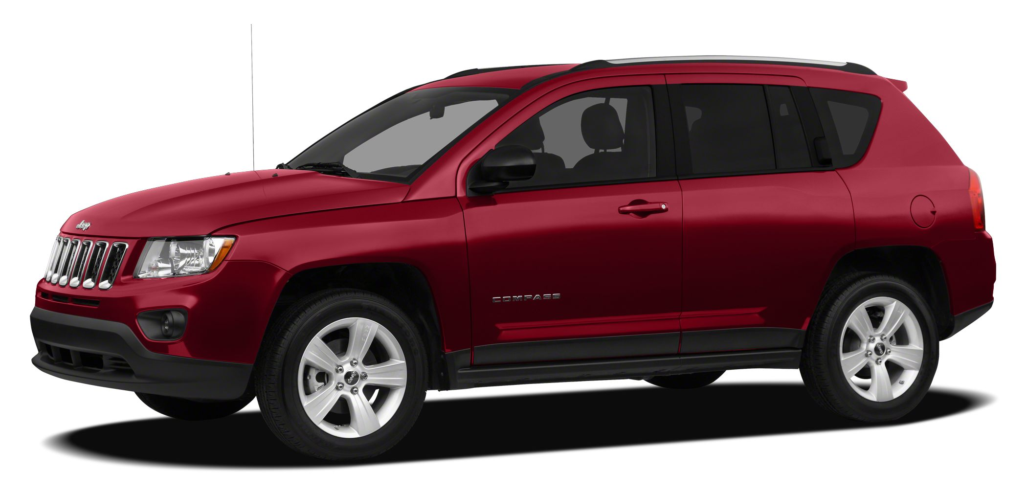 2011 Jeep Compass Latitude Premium Sound Group 2 Articulating Liftgate Speakers and 9 Boston Acou