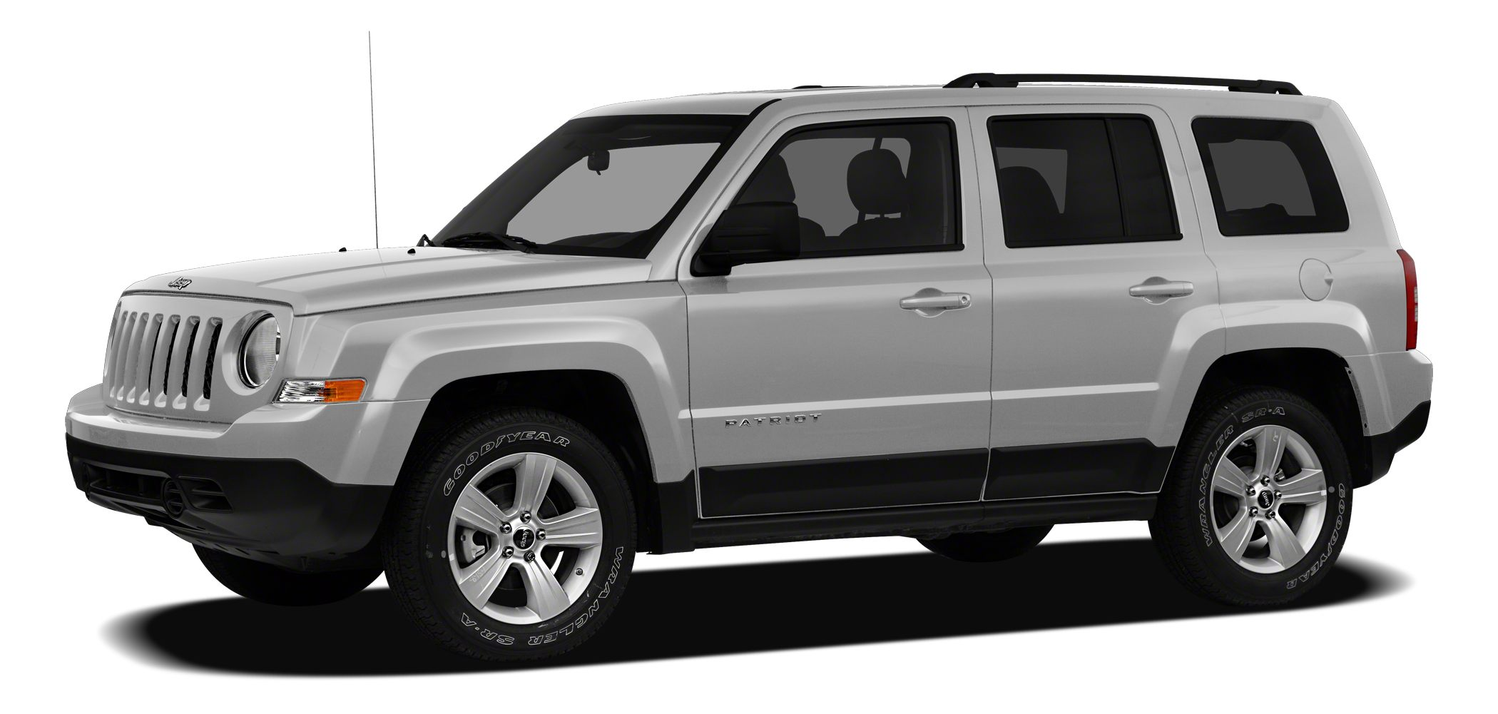 2011 Jeep Patriot Latitude X Miles 82222Color Bright Silver Clearcoat Metallic Stock C16024A