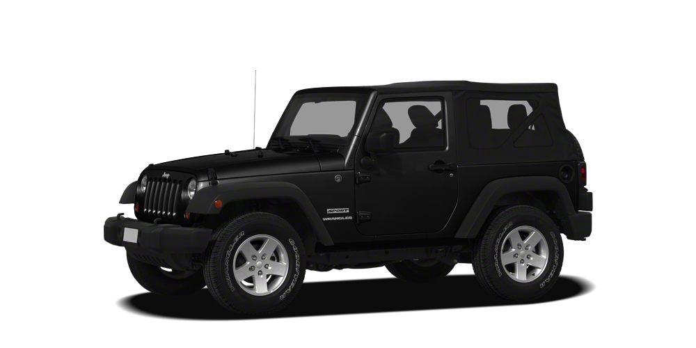 2011 Jeep Wrangler Rubicon Miles 27338Color Black Clearcoat Stock 7245P VIN 1J4BA6D17BL54460