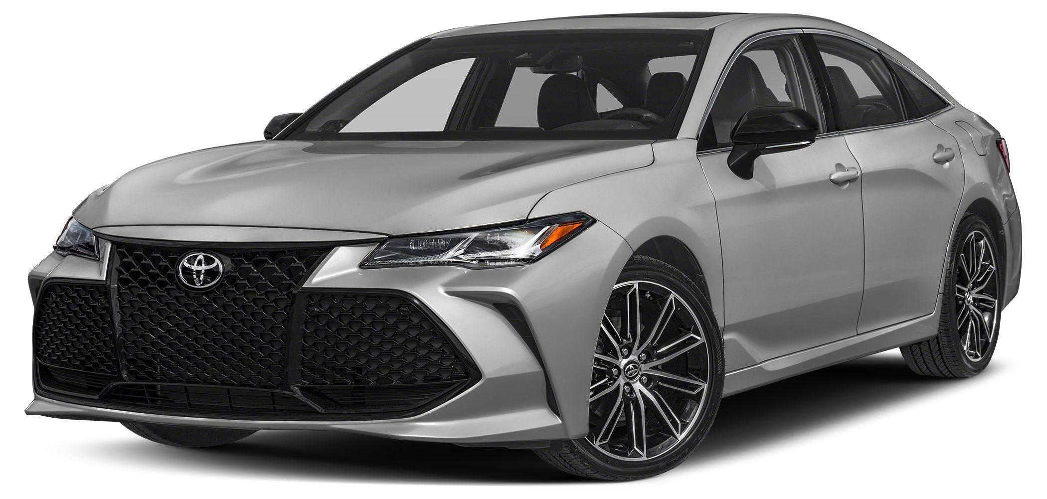 2019 Toyota Avalon XLE Heated Seats Dual Zone AC Keyless Start Back-Up Camera Alloy Wheels S