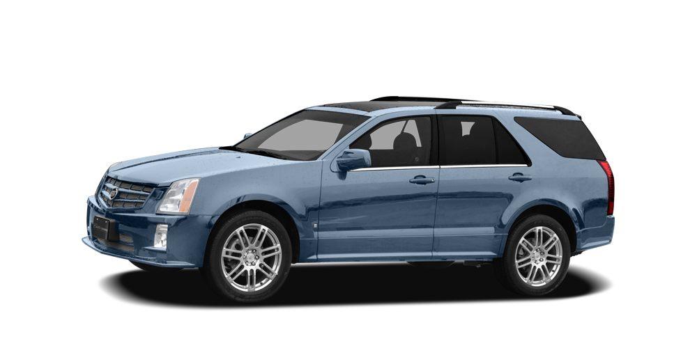 2007 Cadillac SRX V6 Grab a steal on this 2007 Cadillac SRX 4DR SUV V6 while we have it Comfortab
