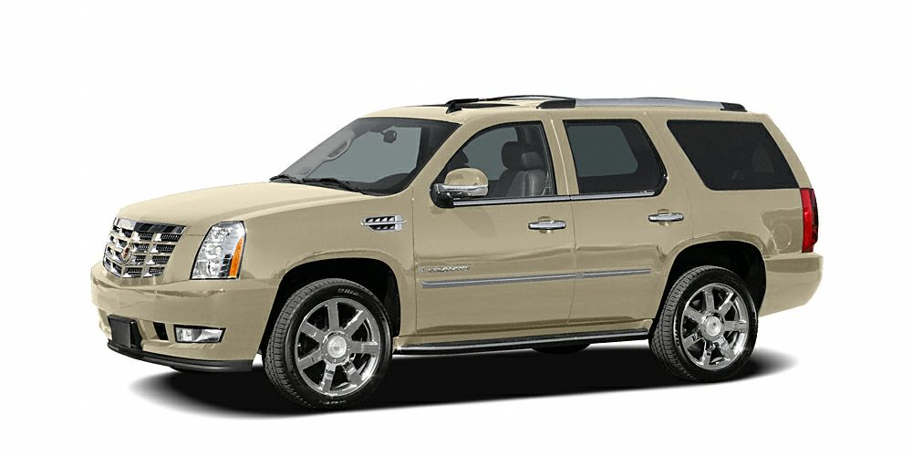 2007 Cadillac Escalade Base Cadillac style This particular Escalade is beautiful Wonderful condi