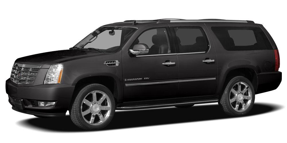 2007 Cadillac Escalade ESV Base Miles 110067Color Black Stock 319466 VIN
