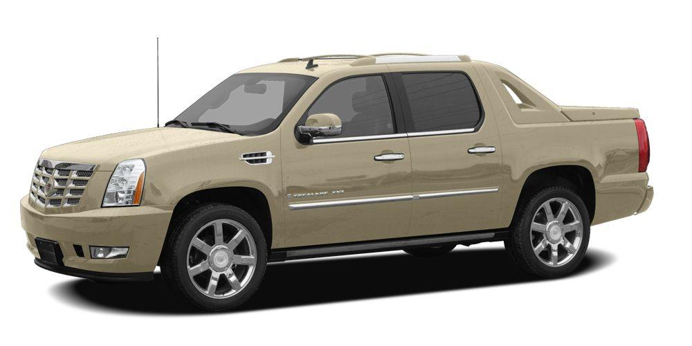 2007 Cadillac Escalade EXT Base Miles 76370Color Gold Stock 19724 VIN 3GYFK628X7G201169