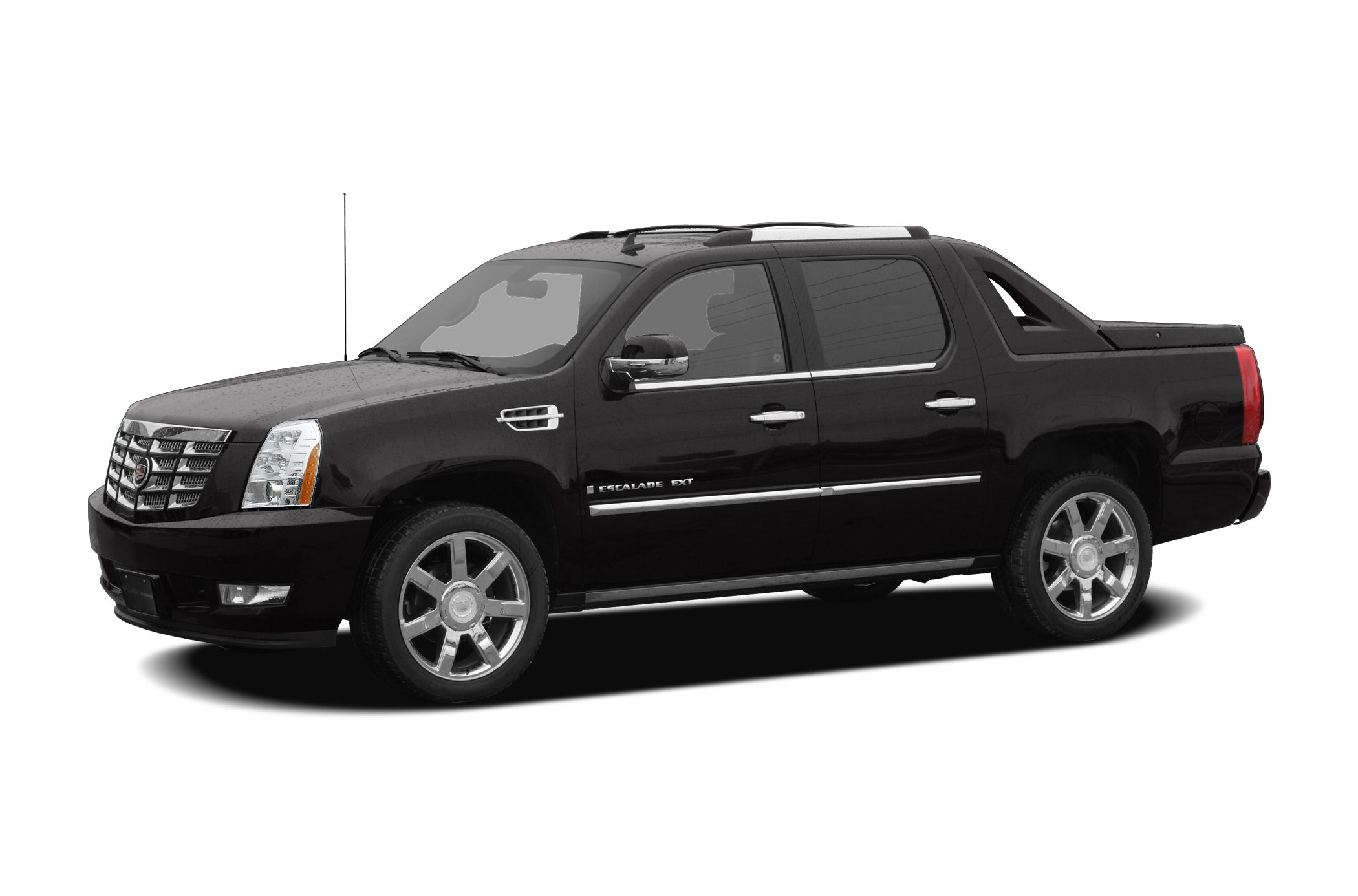 2007 Cadillac Escalade EXT Base Miles 169393Color Gray Stock TK17656A VIN 3GYFK628X7G297563