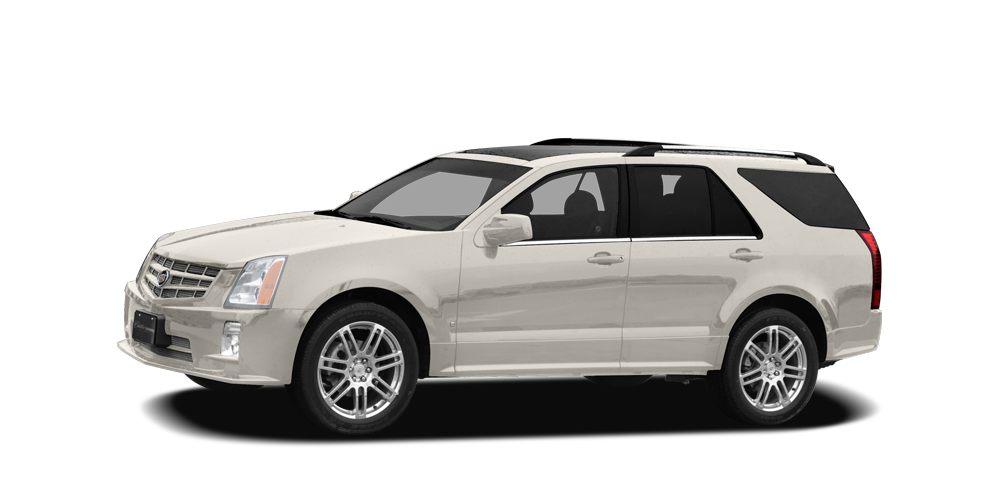 2007 Cadillac SRX V6 Miles 76799Color White Stock 16C30B VIN 1GYEE637370129258