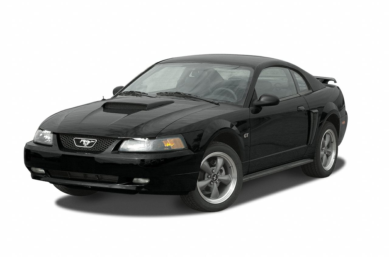 2002 Ford Mustang Base Look at this 2002 Ford Mustang V6 It has a Automatic transmission and a Ga