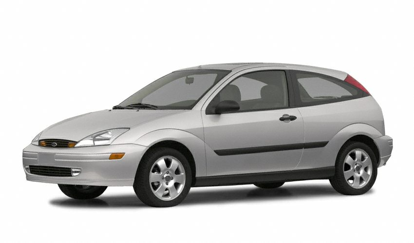 2002 Ford Focus ZX3 OUR PRICESYoure probably wondering why our prices are so much lower than the