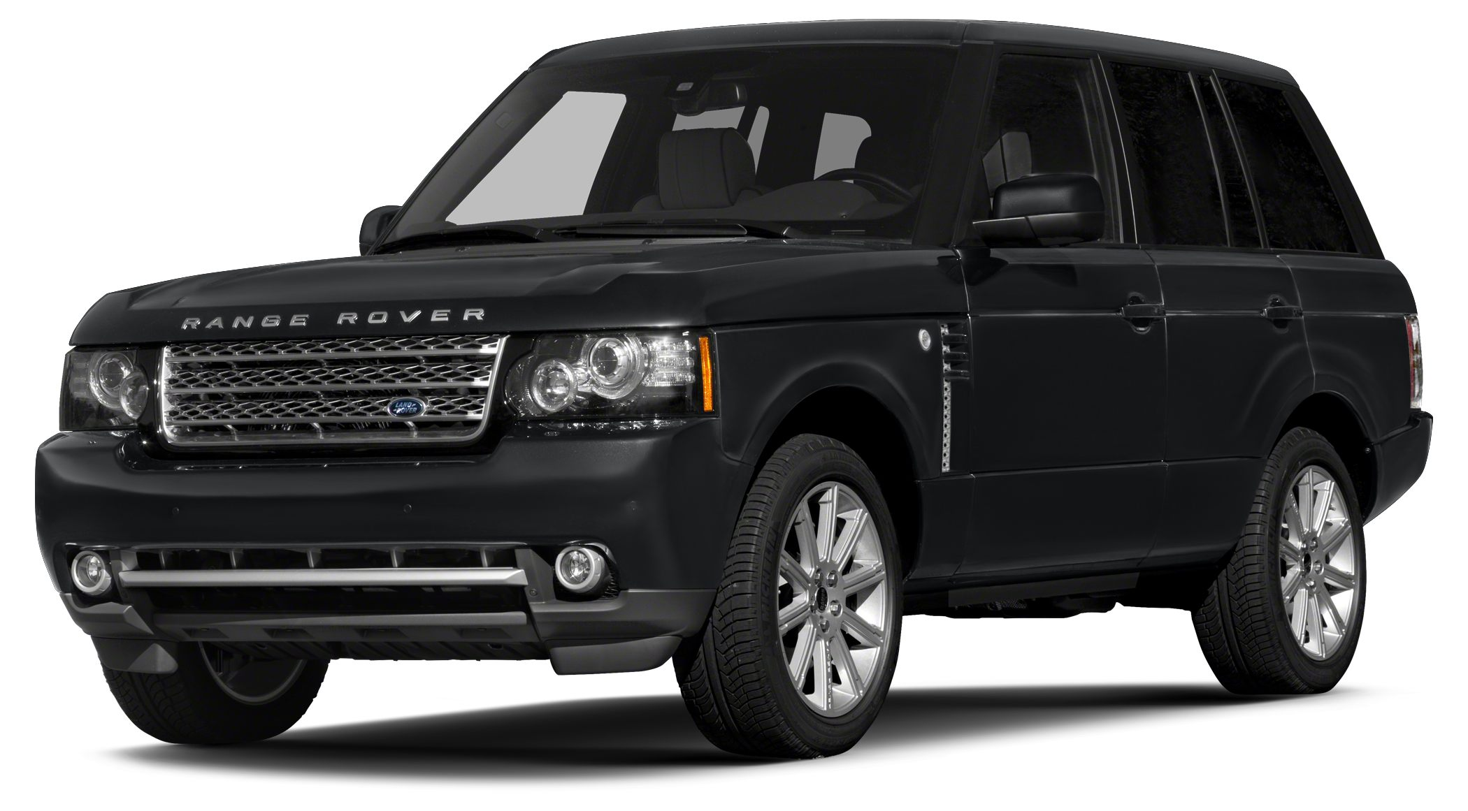 2012 Land Rover Range Rover HSE Haggle Free Price Low miles Long Body Black on Black Extra cle