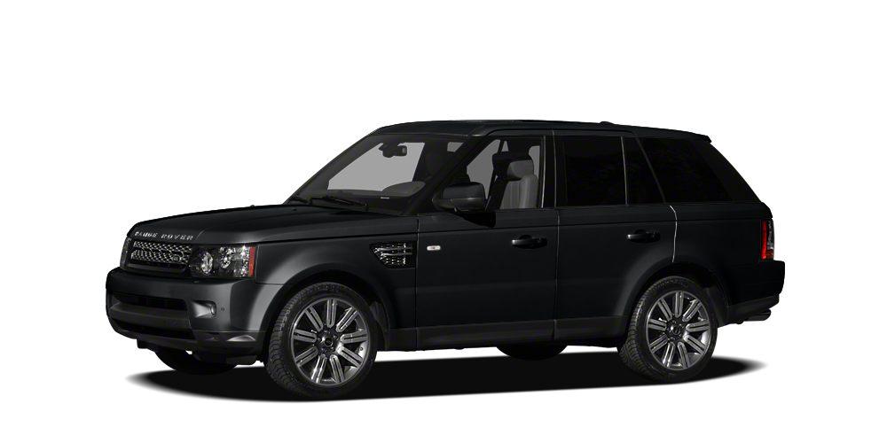2012 Land Rover Range Rover Sport Supercharged Miles 59216Color Santorini Black Stock CU58123B