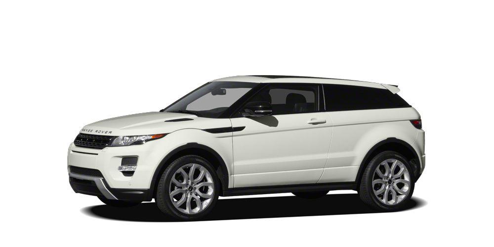 2012 Land Rover Range Rover Evoque Pure Plus Miles 35749Color Fuji White Stock 17280 VIN SAL
