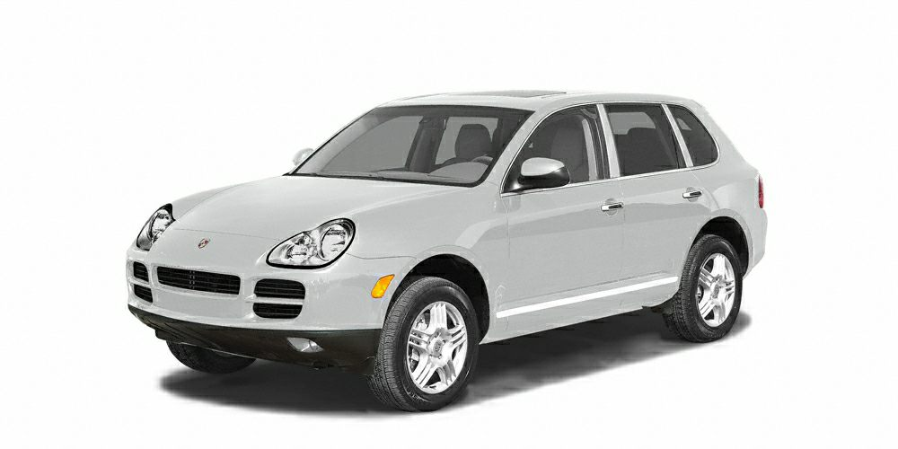 2004 Porsche Cayenne S New Arrival This 2004 Porsche Cayenne S is a 100 Carfax Guarantee vehicle