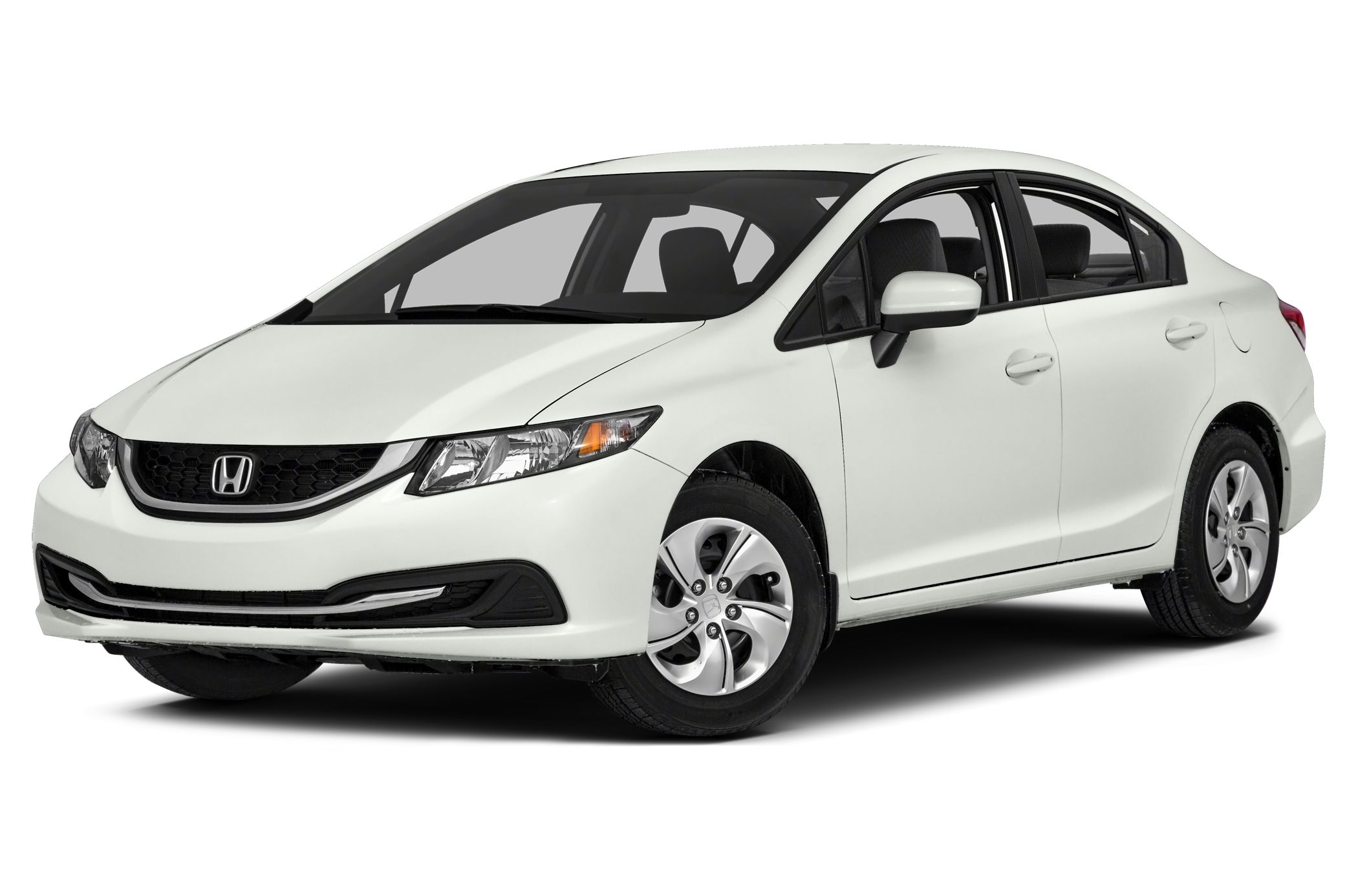 2014 Honda Civic LX Other features include Bluetooth Power locks Power windows CVT Transmissio