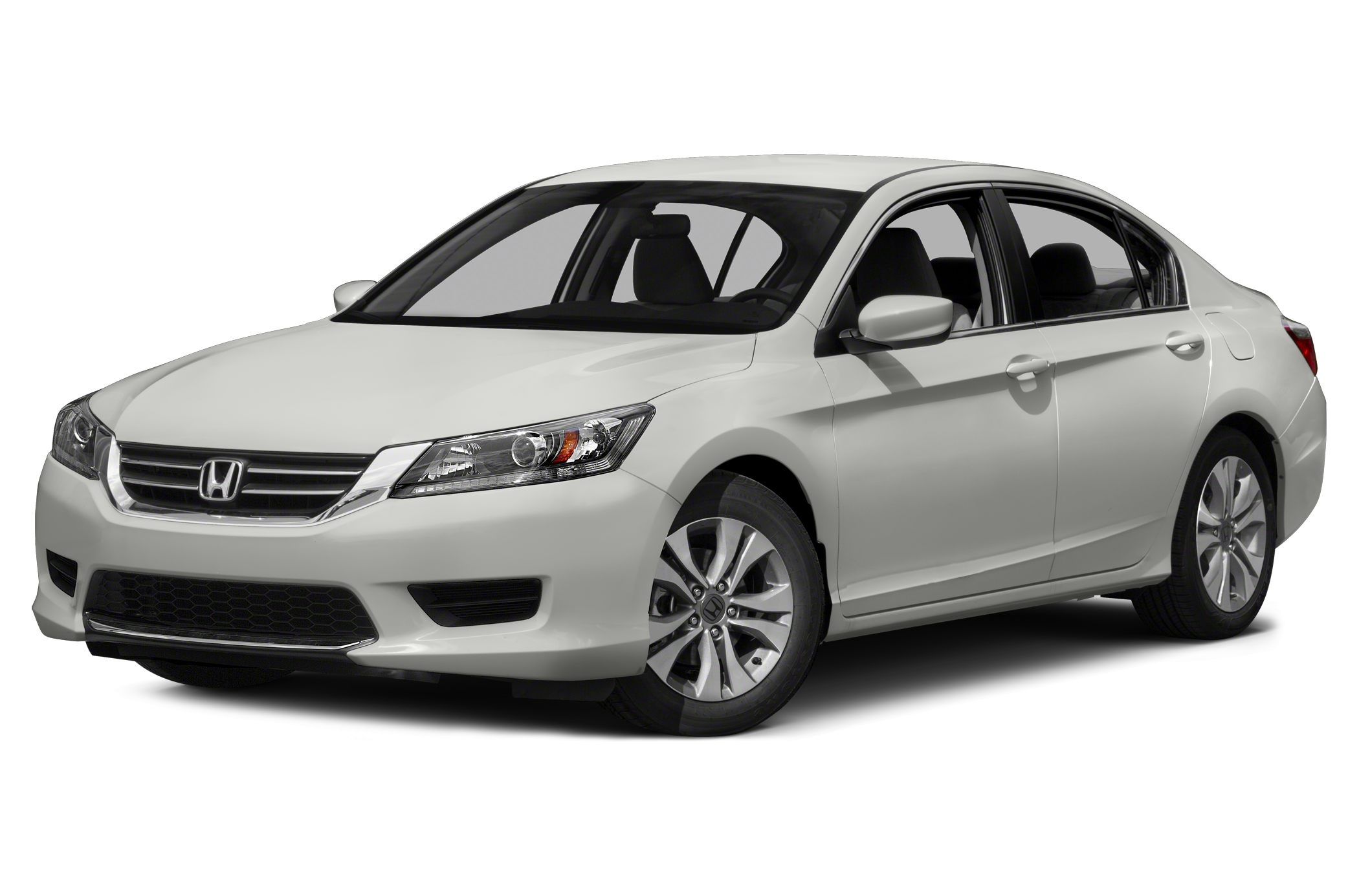 2014 Honda Accord LX Discerning drivers will appreciate the 2014 Honda Accord It offers great fue
