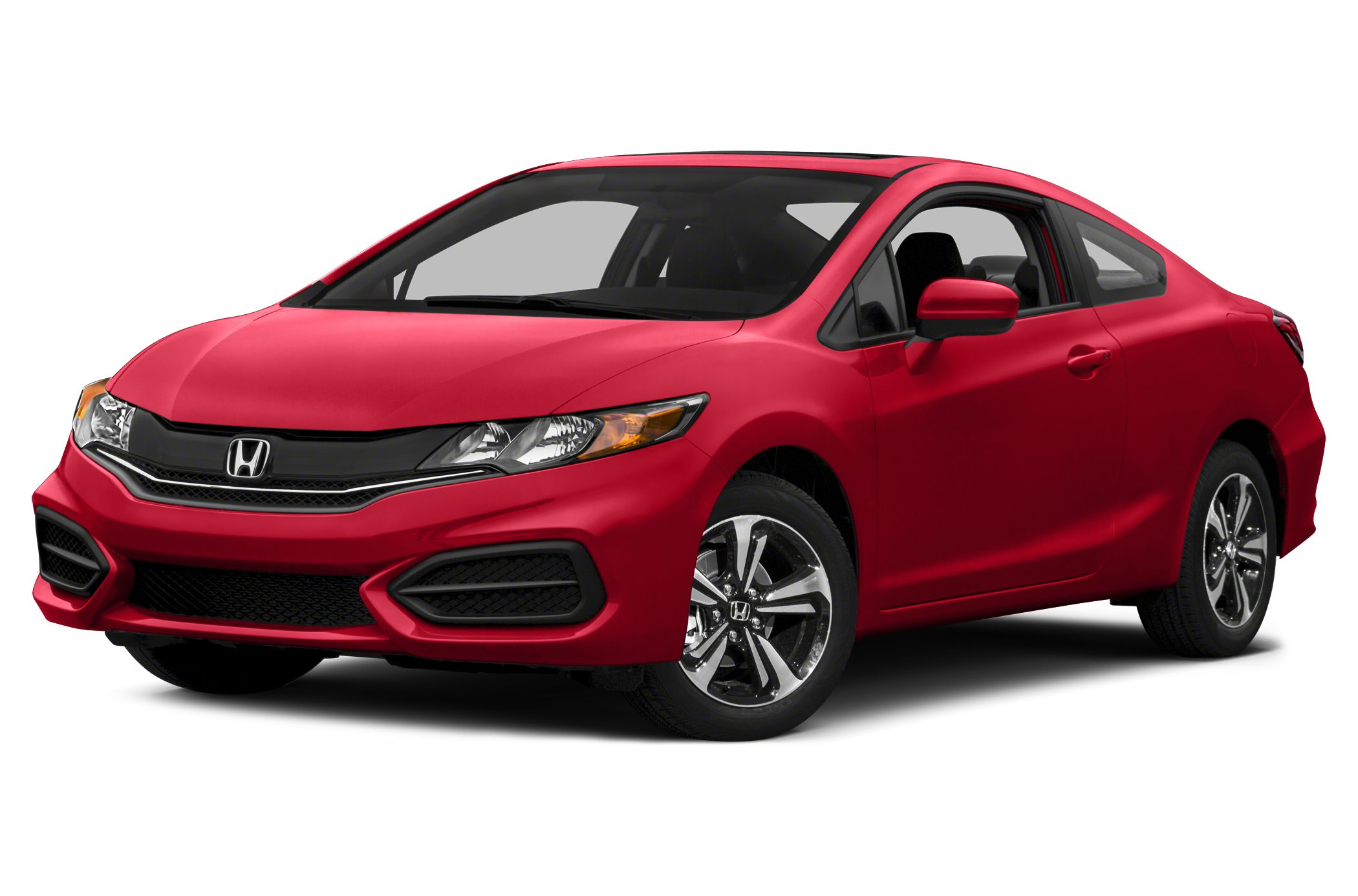 2014 Honda Civic LX Sensibility and practicality define the 2014 Honda Civic Simply a great car