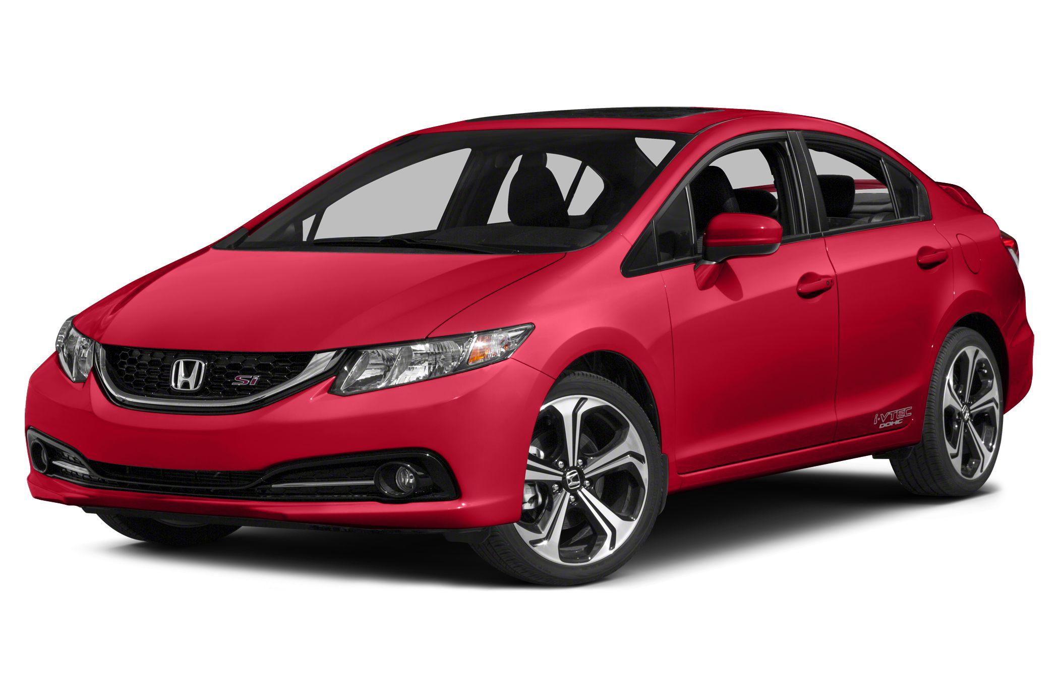 2014 Honda Civic Si Miles 46145Color Crystal Black Pearl Stock 700593 VIN