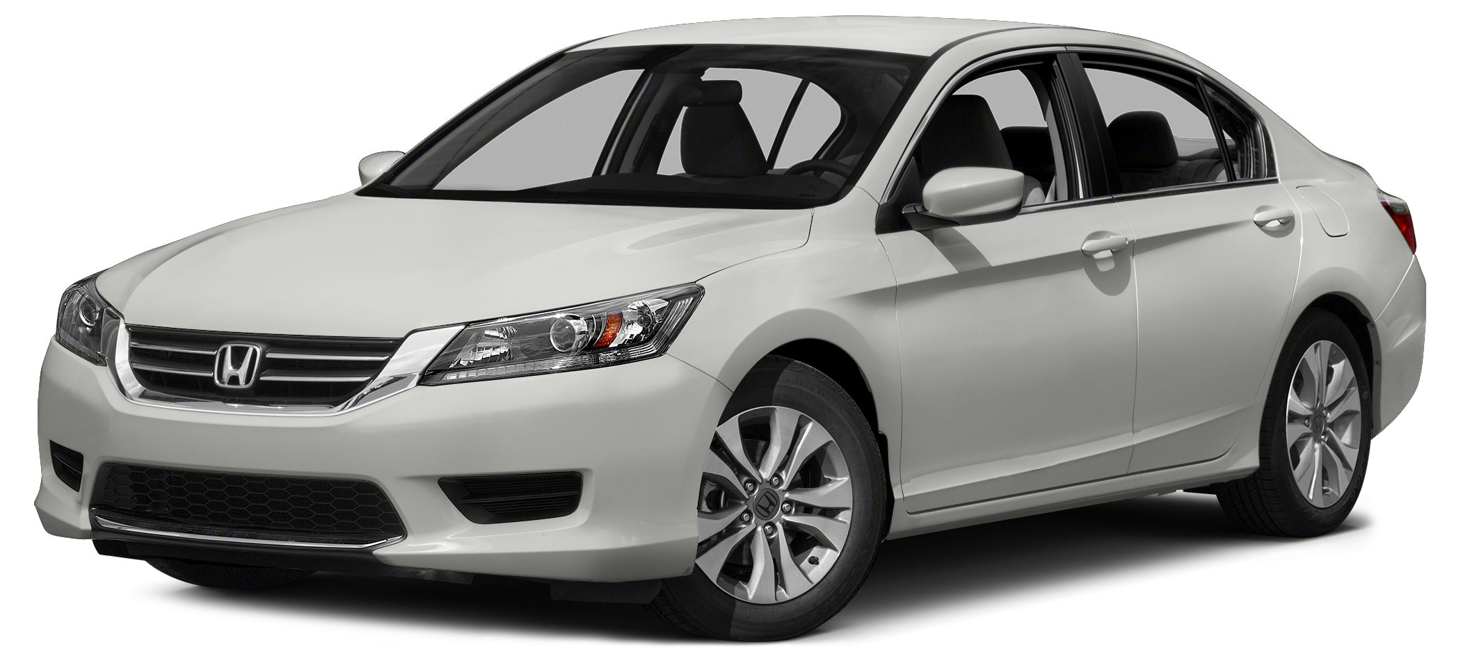 2013 Honda Accord LX Miles 35437Color White Orchid Pearl Stock 141567 VIN 1HGCR2F37DA141567