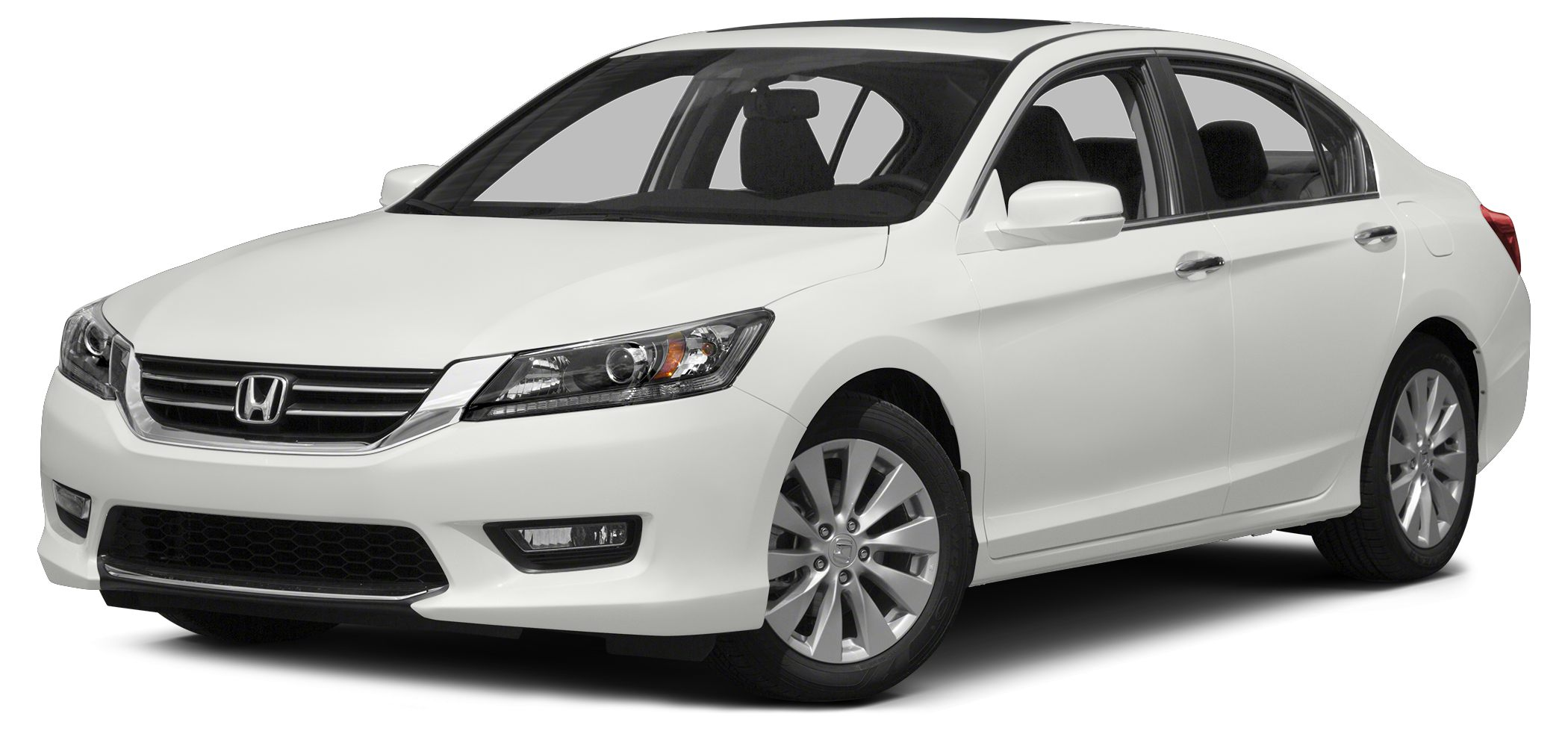 2013 Honda Accord EX-L V6 Miles 21721Color White Orchid Pearl Stock 013433 VIN 1HGCR3F82DA01