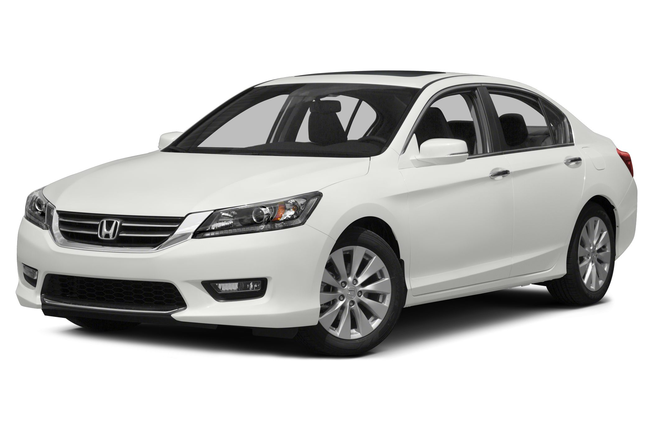 2013 Honda Accord EX-L V6 1 OWNERMUST SEEFULLY LOADEDNAVIGATIONBACK UP CAMPUSH START