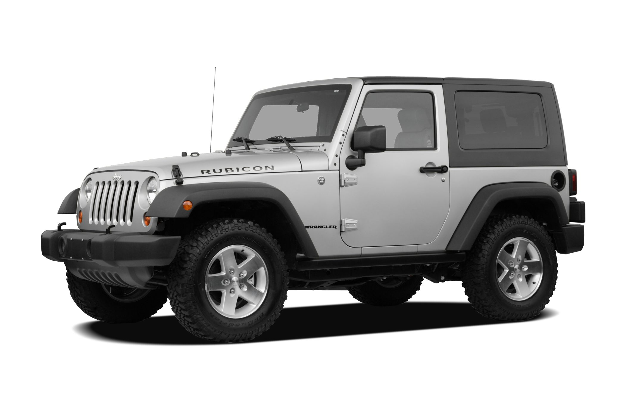 2007 Jeep Wrangler X Clean Carfax - 6 Spd MT Jeep Under 15k 4WD Easy Folding SoftTop Integrate