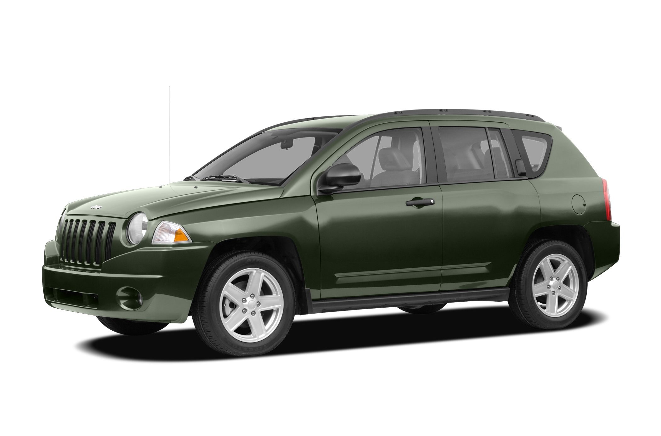 2007 Jeep Compass Limited Your satisfaction is our business Theres no substitute for a Jeep Thi