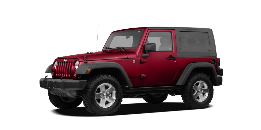 2007 Jeep Wrangler Sahara LOCAL TRADE HARD TOP ABS brakes Air Conditioning Alloy wheels