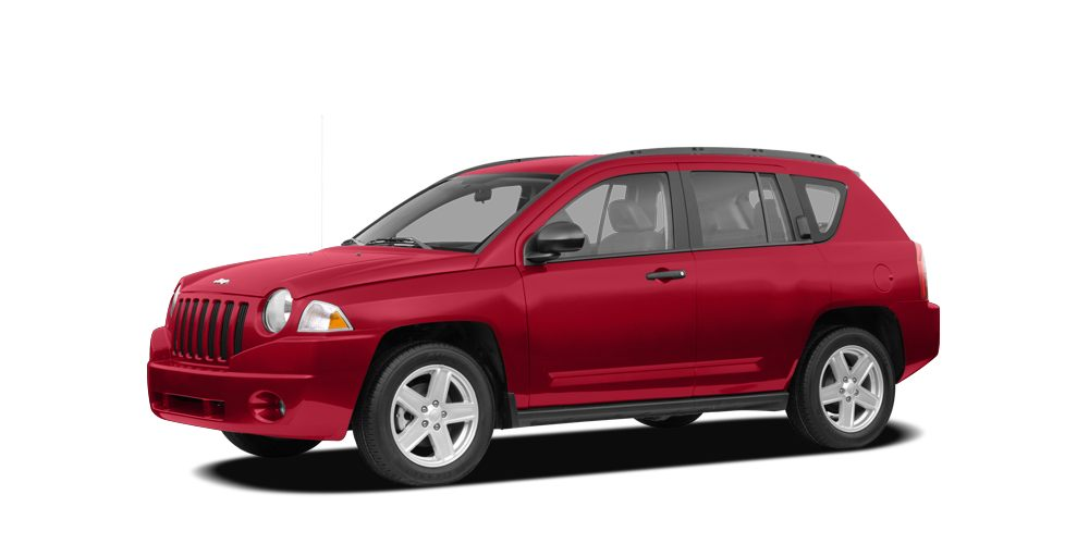 2007 Jeep Compass Limited  WHEN IT COMES TO EXCELLENCE IN USED CAR SALESYOU KNOW YOURE AT ST