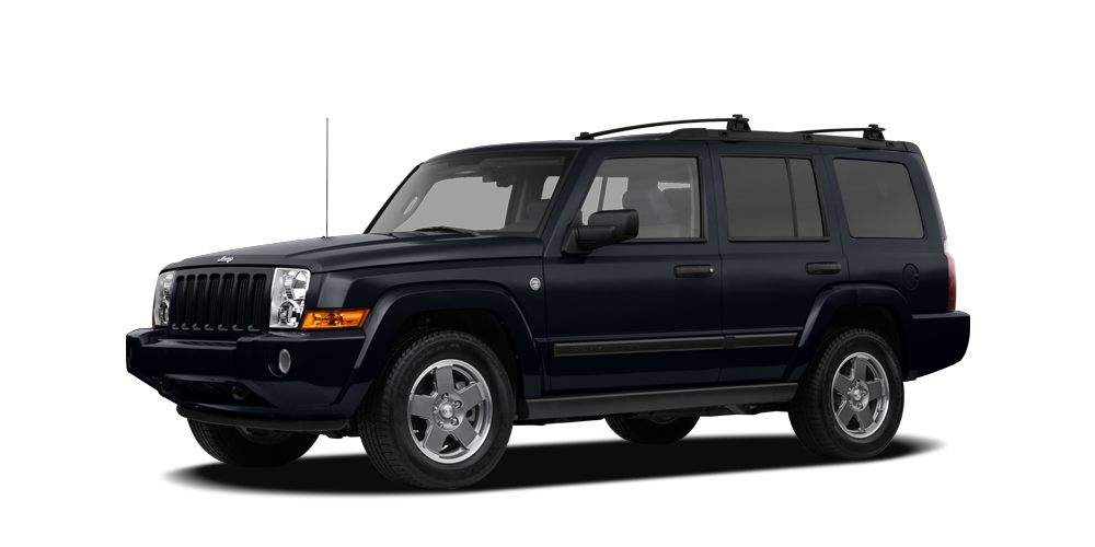 2007 Jeep Commander Sport Clean Autocheck 4WD Nice SUV Confused about which vehicle to buy Wel