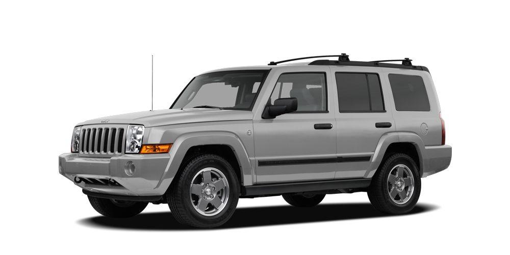 2007 Jeep Commander Sport Miles 111591Color Silver Stock 7C636791 VIN 1J8HH48P07C636391