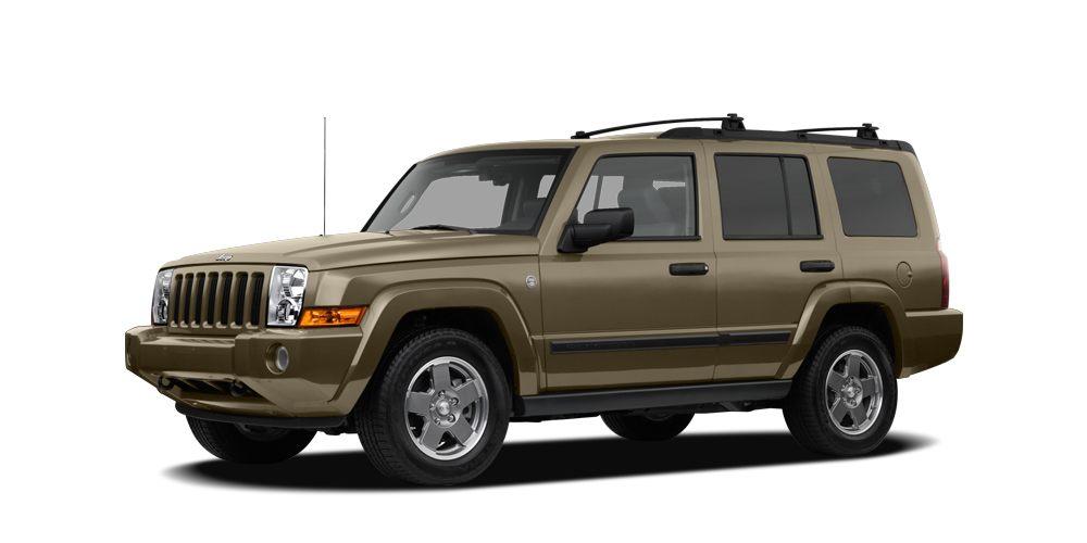 2007 Jeep Commander Sport Miles 97977Color Light Greystone Stock 15T104A VIN 1J8HH48K97C6297