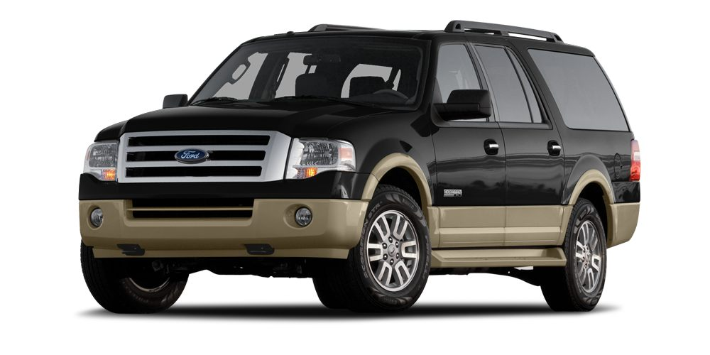 2008 Ford Expedition EL Limited Miles 127228Color Black Clearcoat Stock 2180 VIN 1FMFK19518L