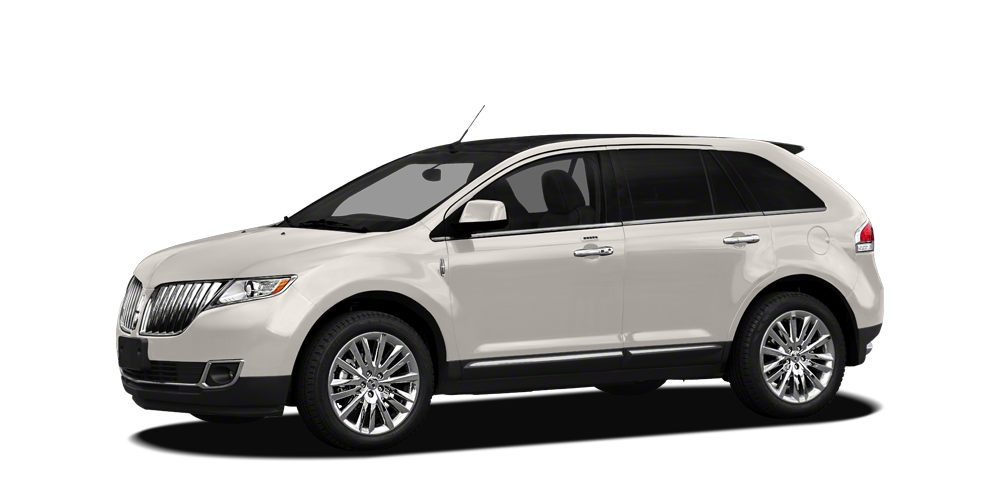 2012 Lincoln MKX Base Miles 11180Color White Stock L8959Z VIN 2LMDJ8JK2CBL07699