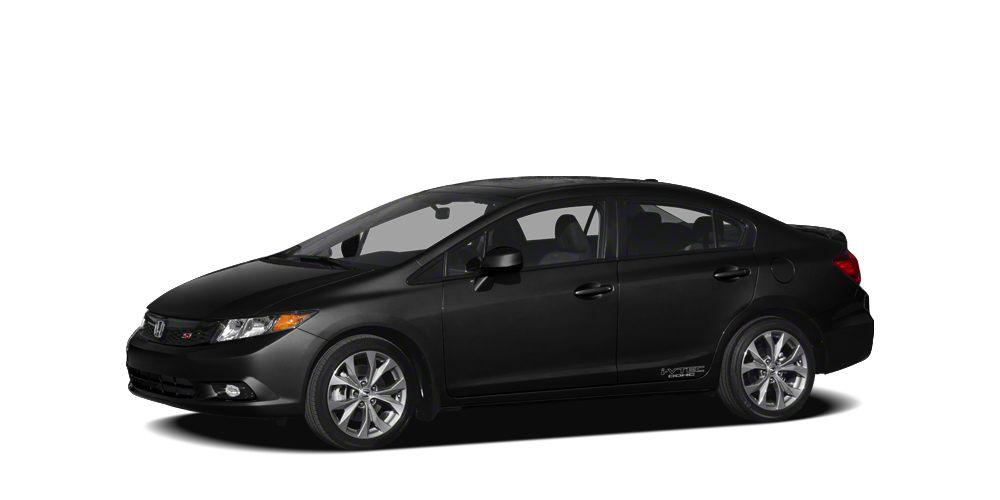 2012 Honda Civic Si This 2012 Honda Civic Si will sell fast Save money at the pump knowing this Ho