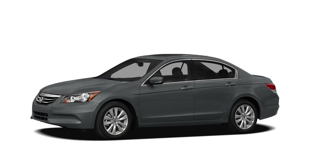 2012 Honda Accord 24 LX Miles 68340Color Polished Metal Metallic Stock 091507 VIN 1HGCP2E34