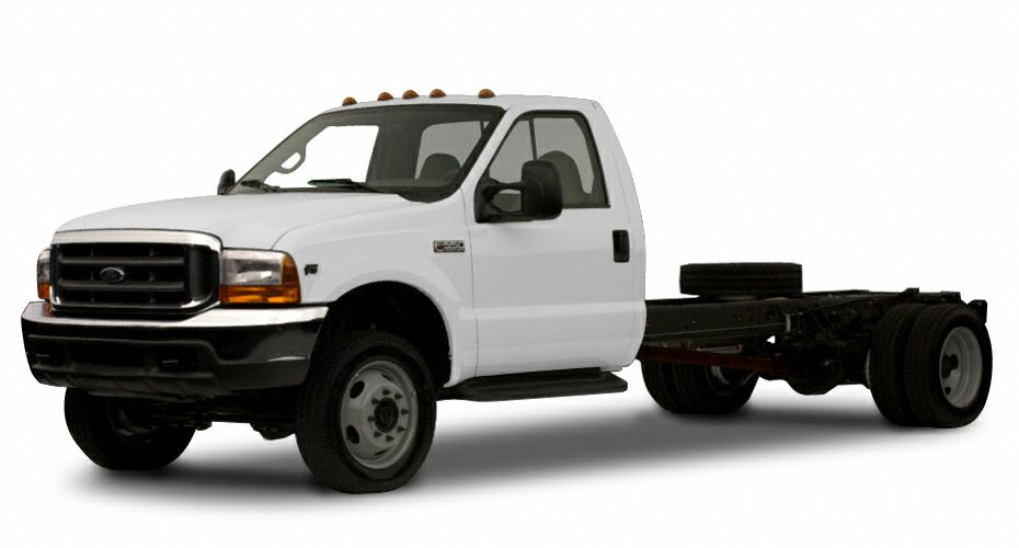 2000 Ford F-450 Chassis Cab