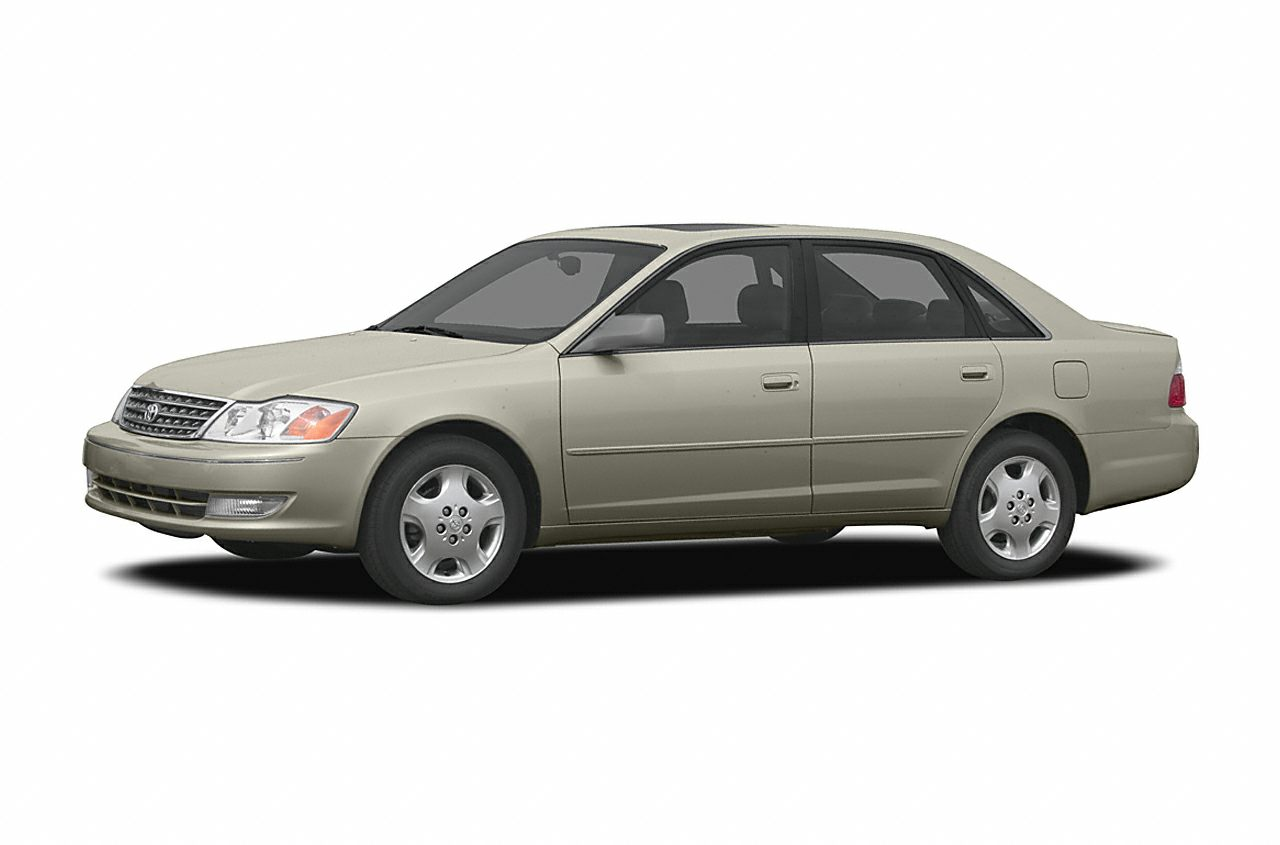 2004 Toyota Avalon XLS GREAT MILES 65266 FUEL EFFICIENT 29 MPG Hwy21 MPG City Heated Leather S