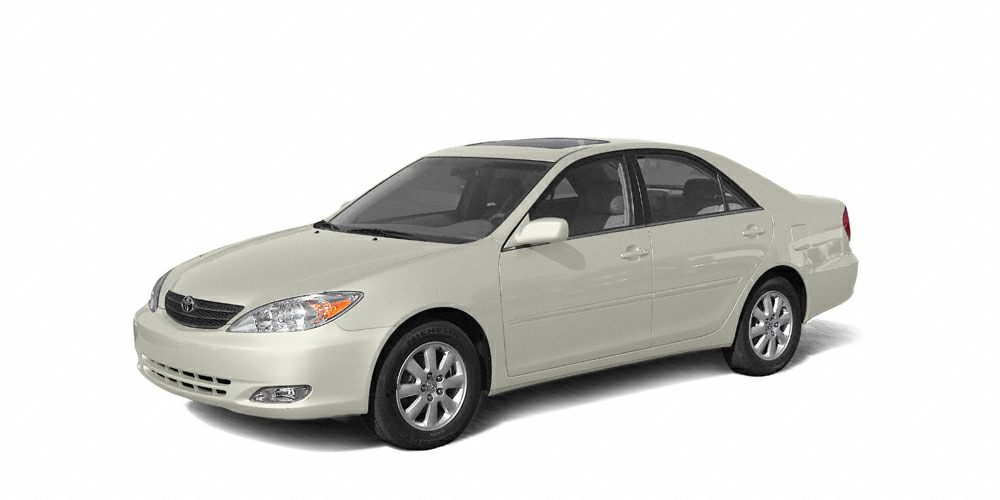 2004 Toyota Camry SE Snatch a score on this 2004 Toyota Camry STD before its too late Comfortabl