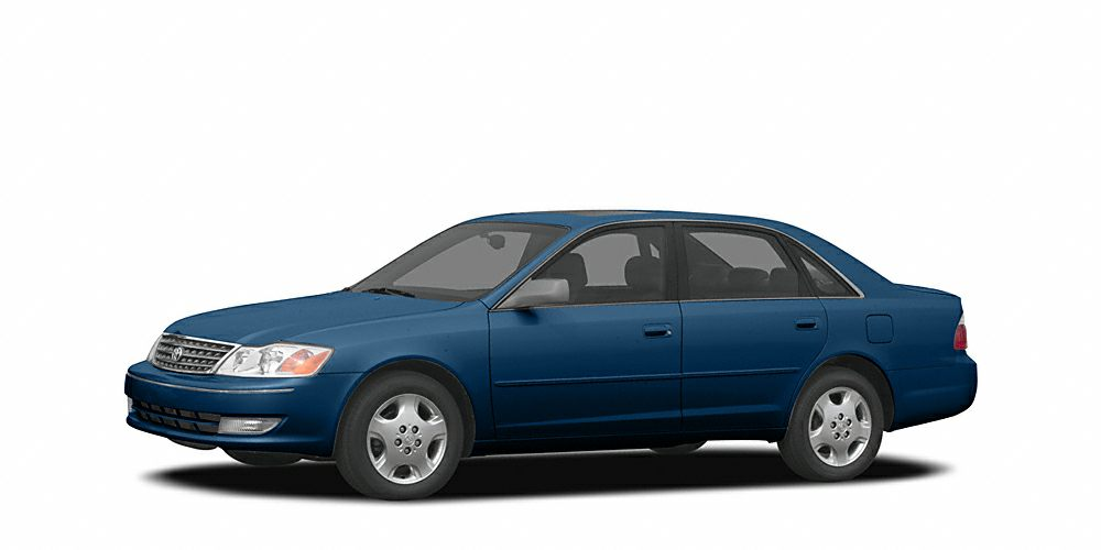 2004 Toyota Avalon XL Snag a steal on this 2004 Toyota Avalon XLS before someone else snatches it