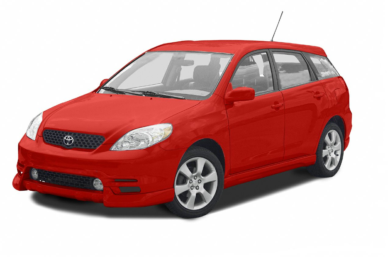 2004 Toyota Matrix XR CARFAX 1-Owner XR trim EPA 31 MPG Hwy26 MPG City CD Player All Wheel Dr