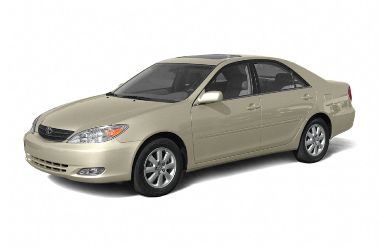 2004 Toyota Camry LE Miles 113875Color Crystal White Stock 7160396A VIN 4T1BE32K84U360489