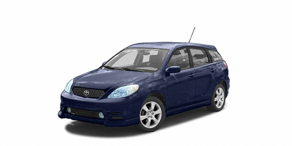 2004 Toyota Matrix XR Snag a steal on this 2004 Toyota Matrix XR while we have it Comfortable yet