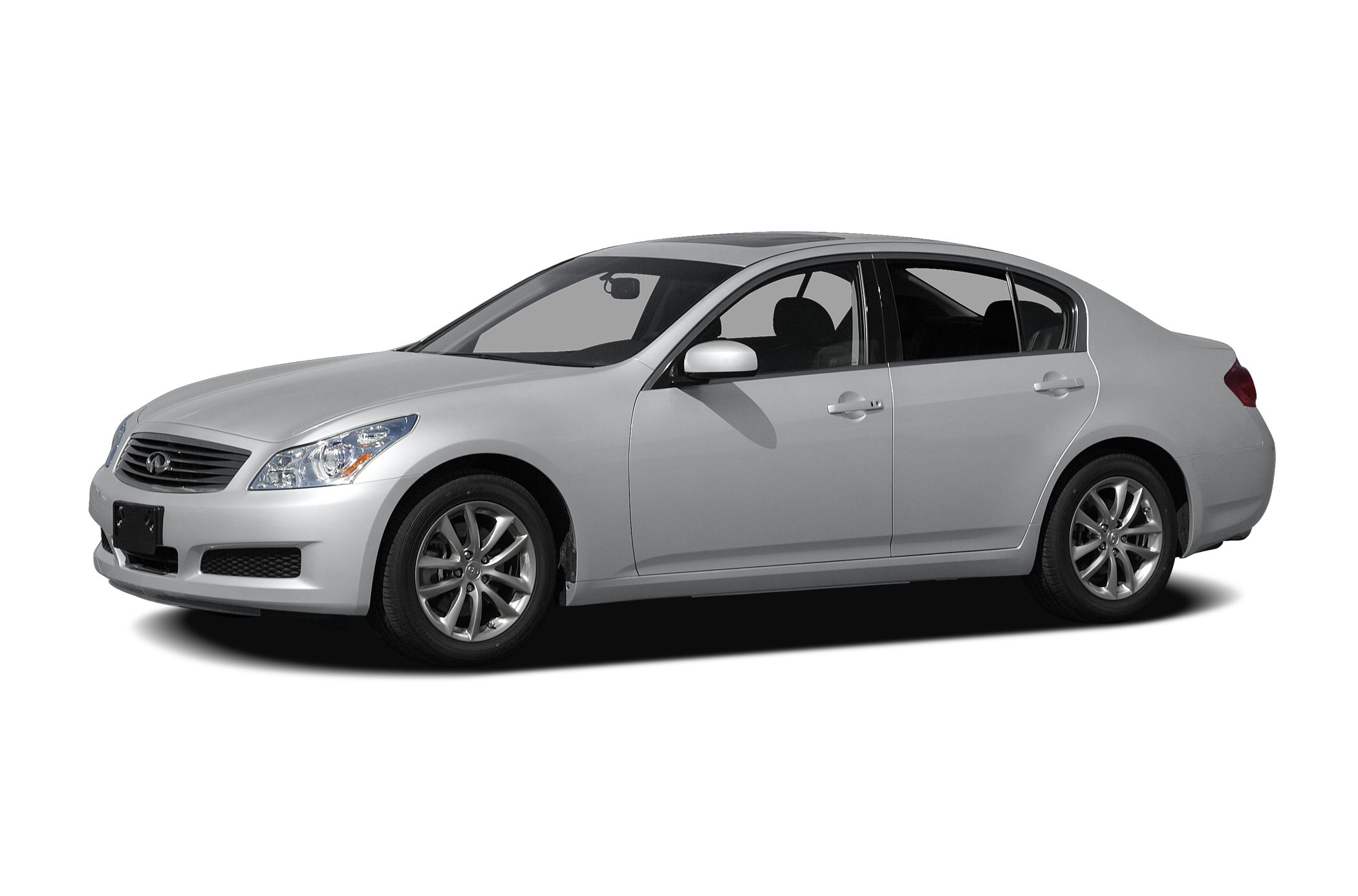2008 Infiniti G35 Base Certified by CARFAX - ONE OWNER And GPS NAVIGATION ABS brakes Elect