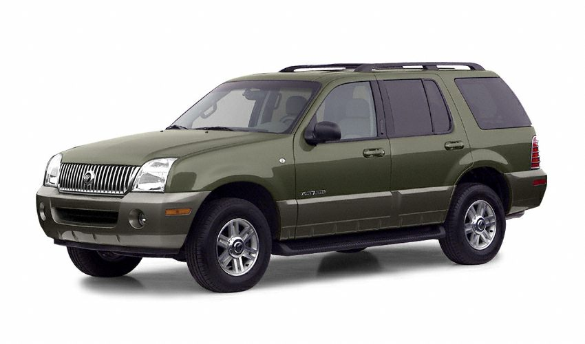 2002 Mercury Mountaineer Base WE SELL OUR VEHICLES AT WHOLESALE PRICES AND STAND BEHIND OUR CARS