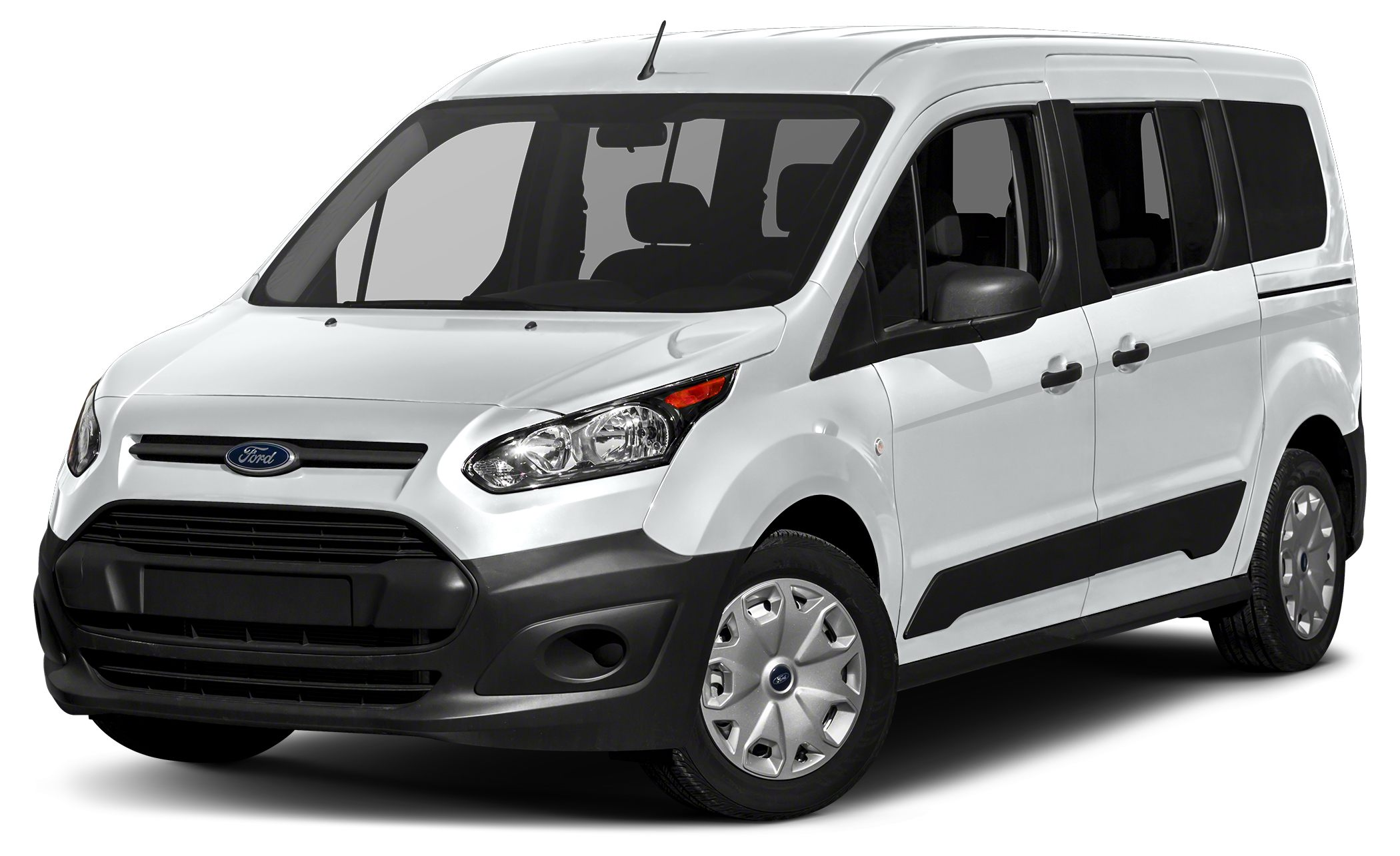2015 Ford Transit Connect Titanium Miles 15268Color White Stock H54622B VIN NM0GE9G75F118547