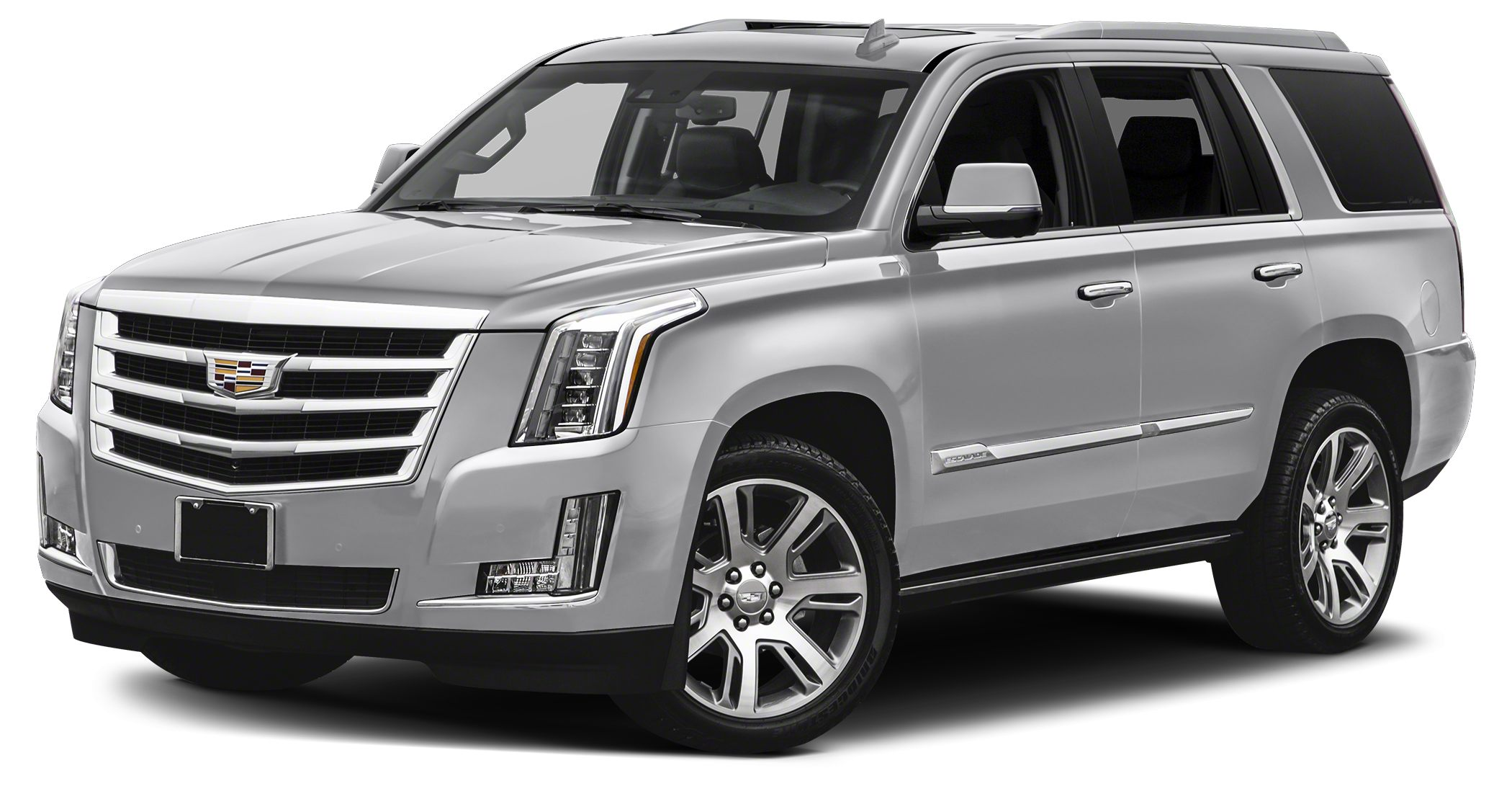 2016 Cadillac Escalade Premium Collection The well-recognized Escalade has been among the Kings of