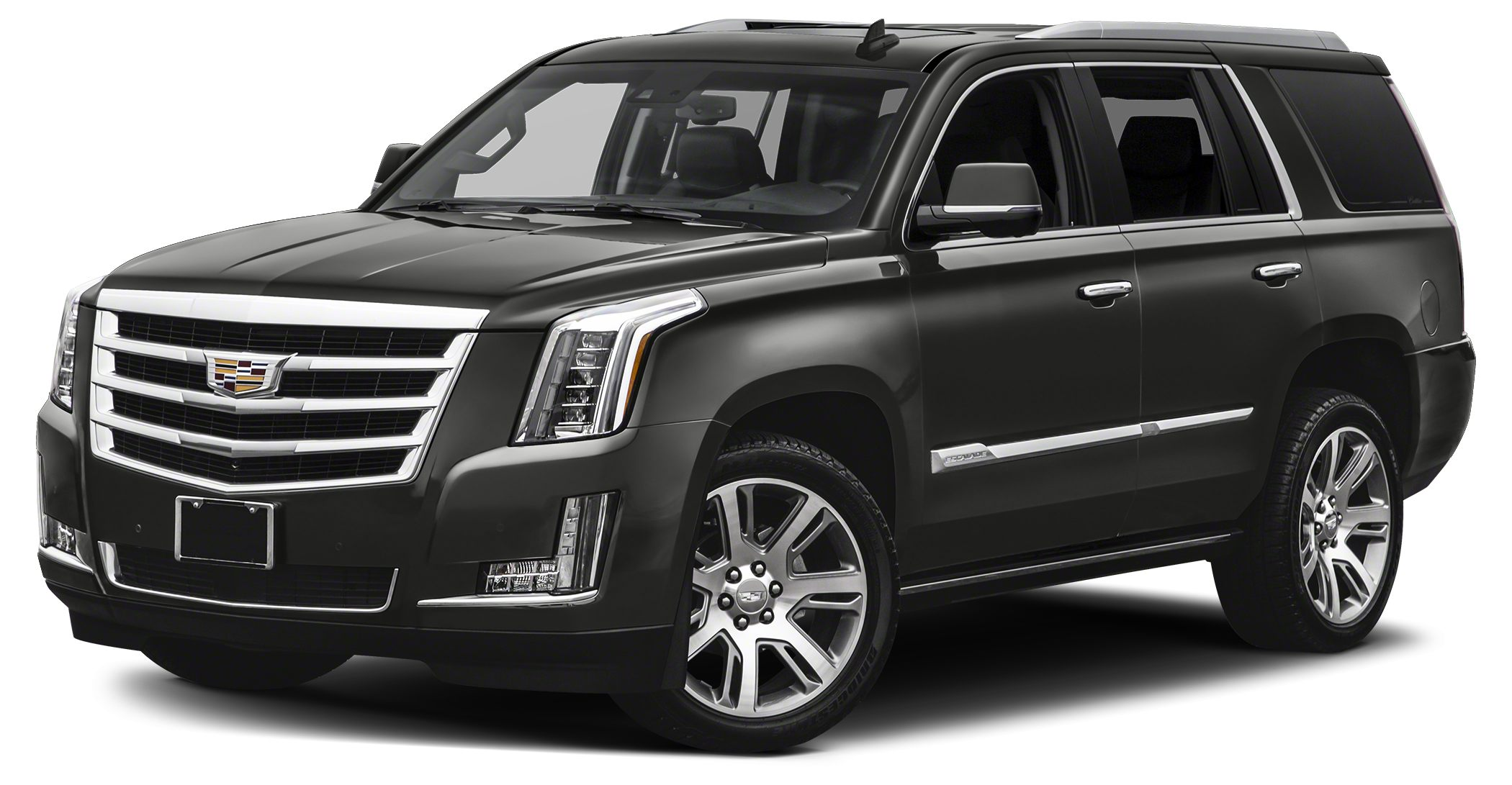 2017 Cadillac Escalade Premium Luxury The well-recognized Escalade has been among the Kings of the